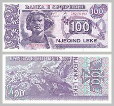 Albanien / Albania 100 Leke 1996 p55c unz.