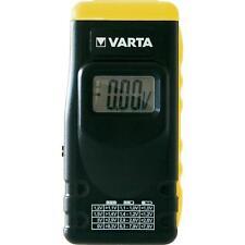 Tester TEST per pile batterie VARTA con display LCD - Battery tester