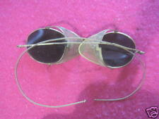 Super Old Chinese Protective Sand Citrine Eyeglass