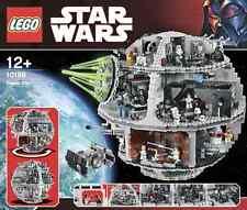 LEGO SET 10188 STAR WARS DEATH STAR UCS BRAND NEW SEALED RETIRED