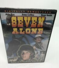 Seven Alone DVD Based On A Remarkable True Story New, Not Opened