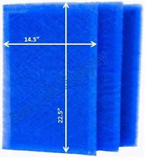 RayAir Supply 16x25 Dynamic Air Cleaner Air Filter Refill Replacement Pads 3-Pk