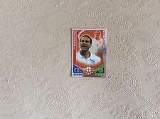 Rio Ferdinand 2010 MATCH ATTAX World Cup STAR PLAYER card