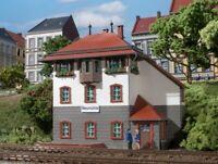 Auhagen 11373 Stellwerk Neumühle, Bausatz, Spur H0