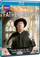 Father Brown Series 6 SIX [BBC](Blu-ray)~~~Mark Williams~~~NEW & SEALED