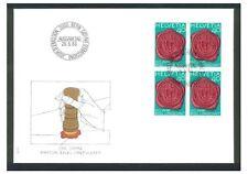 Ersttagsbrief-Briefmarken aus
