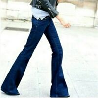 Henry & Belle Women's Mini Micro Flare Jeans Size 24 NWT