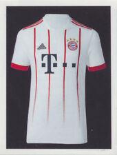BAM1718 - Sticker 17 - Trikot - Panini FC Bayern München 2017/18