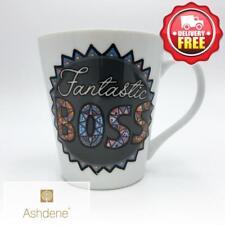 Ashdene Fantastic Boss Premium Porcelain Mug | Appreciation and Retirement Gift