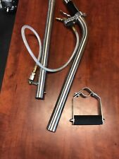 """Brand New Upholstery Wand PMF Carpet Cleaning Extractor 48"""" Stainless Hose Jet"""