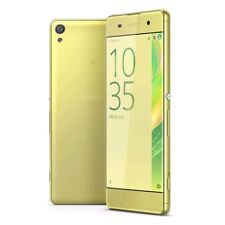 Sony Xperia XA F311 Lime Gold Android 4G WIFI GPS NFC Unlocked 16GB Smartphone