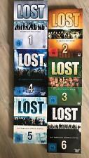 LOST komplette Serie, Staffel 1-6 wie NEU