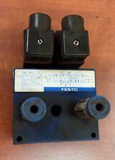 Festo MC-5/4-1/4 Pneumatic Valve + MSW-CSA