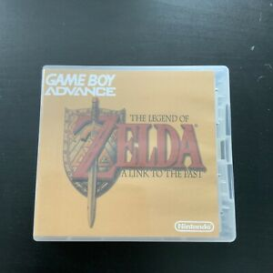 The Legend of Zelda: A Link to the Past (Game Boy Advance, 2003)