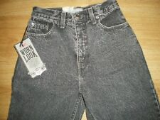"LEVI'S STRAUSS & CO. 941 BLACK DENIM JEANS. GIRL'S SLIM FIT SIZE W10 - 22"" - L32"
