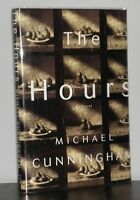 Michael Cunningham - The Hours - 1st 1st HCDJ - Pulitzer Prize - NR