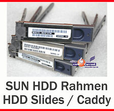 SUN HOT SWAP HDD CADDY TRAY RAHMEN NETRA BLADE 540-3024-01 020772 5404520-01