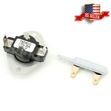 3387134 & 3392519 Kit Dryer Cycling Thermostat & Thermal Fuse Whirlpool Kenmore