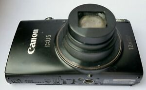 Canon IXUS 285 HS 20.2MP Compact Camera ,FAULTY NOT WORKING For PARTS Spares