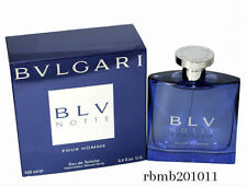 Bvlgari BLV Cologne Men Perfume Eau De Toilette Spray 3.4 Oz 100 Ml EDT