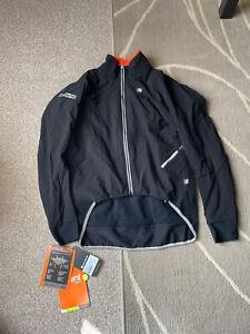 Giordana Mens AV Extreme Lyte Jacket - Black - Medium