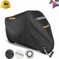 Motorcycle Motorbike Cover Waterproof Protector Heavy Duty Outdoor Protection