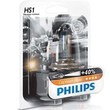Philips HS1 CityVision Moto Halogen - Motorrad Lampe Single 12636CTVBW