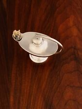 - SANBORNS MEXICAN STERLING SILVER GENIE STYLE CIGAR / TABLE LIGHTER / OIL LAMP