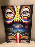 Totem Cirque du Soleil Japan Tour Japanese Souvenir Program