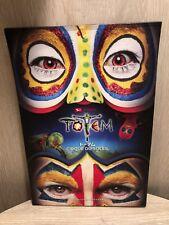 Totem Cirque du Soleil Japan Tour Japanese Souvenir Program