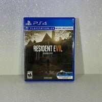 Resident Evil 7: Biohazard (PlayStation 4 / PS4)
