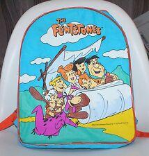 The Flintstones Hanna Barbera 1993 Backpack Bag - 90s