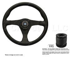 Nardi Gara 3/0 350mm Steering Wheel + MOMO Hub for Honda 6020.35.2071 + 4904