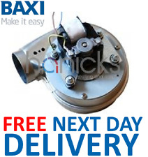 Baxi Solo 3 30, 40, 50 Pf System Fan Only 246051 244714 | Free Delivery *NEW*