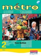 Metro: Vert Pupil Book No. 2 (Metro for 11-14),Rosi McNab