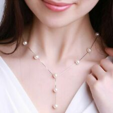 Women Necklace Bracelet Earrings Sets Imitation Pearl Jewelry Multilayer Bridal
