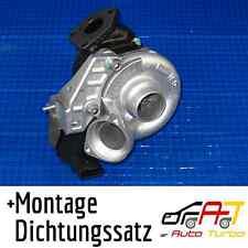 TQP Turbolader BMW E87 E90 E91 120 d 320 d 2.0 150 163 PS mit Ele. 49135-05620