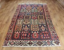 OLD WOOL HAND MADE PERSIAN  ORIENTAL FLORAL RUNNER AREA RUG CARPET 290X 135CM