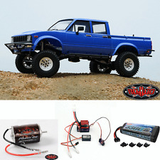 "RC4WD Trail Finder 2 Truck Kit ""LWB"" W/ Mojave II Four Door Body Z-K0058 Bundle"