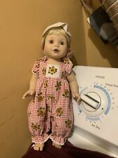 "Baby So Beautiful 14"" Vintage Doll"