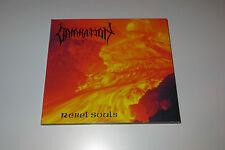 DAMNATION - Rebel Souls - Digipak - Last Epitaph 1996 / Black Death Metal