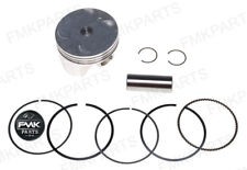 125cc 52mm Cylinder Barrel Piston Kit Rings 14mm Pin for Yamaha WR125R WR125X