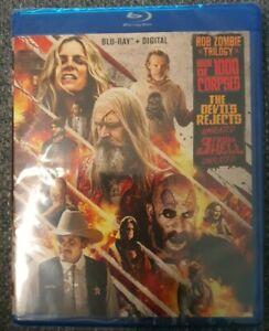 Rob Zombie Trilogy Blu-ray Brand New Sealed Region A