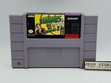 Zombies Ate My Neighbors Edition NTSC USA Super Nintendo SNES ( original )