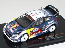 Ixo 1:43 Ford Fiesta WRC #1 S.Ogier Tour de Corse 2018 RAM674 Brand new