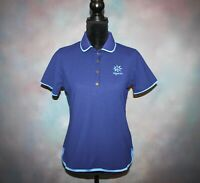 NWT! Hyperion Women's Polo EP Pro Tour Tech Golf Short Sleeve Shirt Size Small