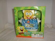 SpongeBob shower radio new inbox