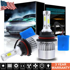 1400W 9007 HB5 LED Headlight High Low Beam For VW Jetta 99-05 Jetta City 07-09