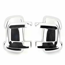 Fiat Ducato Citroen Jumper Peugeot Boxer 06-Chrome Mirror Wing Covers Left Right