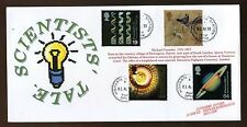 1999 Scientists' Tale   CUTHBERT Cover   Highgate Station  CDS  link to  Faraday